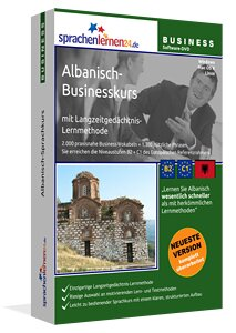 Business Albanisch Sprachkurs Businesskurspaket