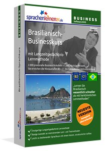 Business Brasilianisch Sprachkurs Businesskurspaket