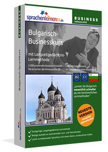 Business Bulgarisch Sprachkurs Businesskurspaket