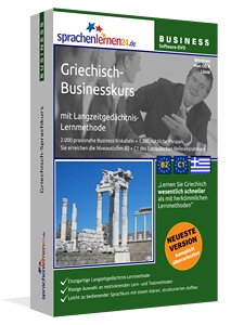 Business Griechisch Sprachkurs Businesskurspaket