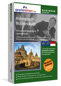Business Indonesisch Sprachkurs Businesskurspaket