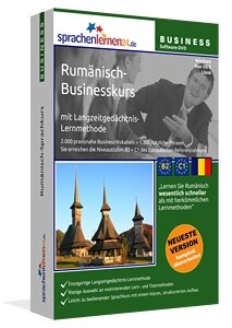 Business Rumänisch Sprachkurs Businesskurspaket