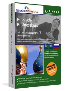 Business Russisch Sprachkurs Businesskurspaket