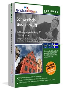 Business Schwedisch Sprachkurs Businesskurspaket
