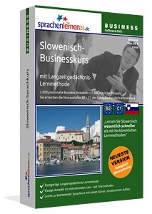 Business Slowenisch Sprachkurs Businesskurspaket