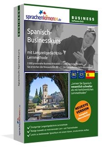 Business Spanisch Sprachkurs Businesskurspaket