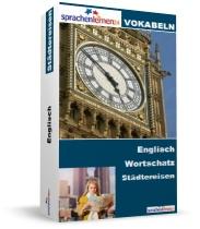 England City voyages formateur de vocabulaire spécial vocabulaire