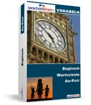 Anglais au pair vocabulaire spécial formateur de vocabulaire