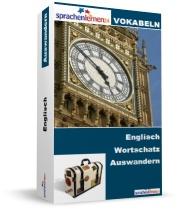 Formateur de vocabulaire spécial pour l'émigration anglaise