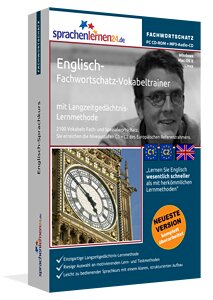 Formateur de vocabulaire de vocabulaire anglais