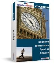 Entraîneur de vocabulaire anglais pour le sport et le fitness